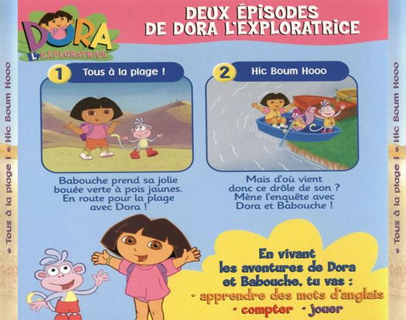 Jeux de dora a la plage colorier les enfants - Dora a la plage ...