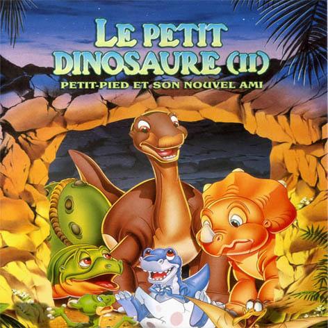 Le petit dinosaure 2 petit pied et son nouvel ami - Petit pieds dinosaure ...