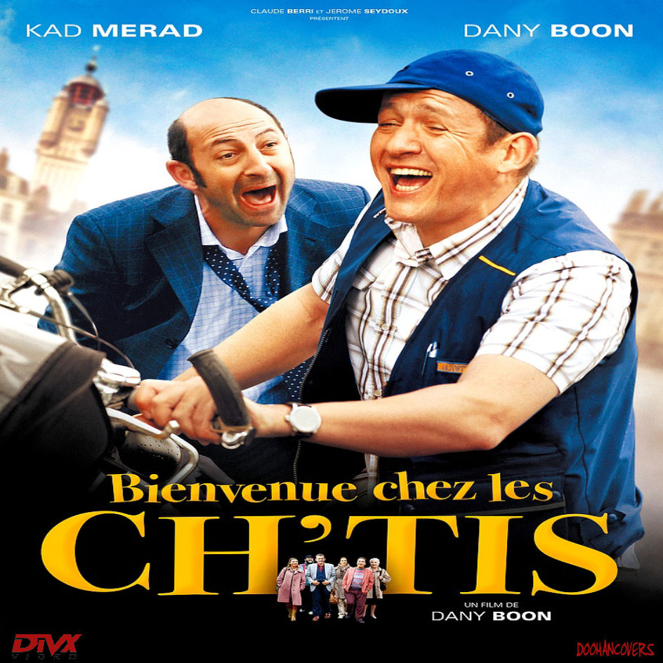 Bienvenue Chez Les ChTis Stream