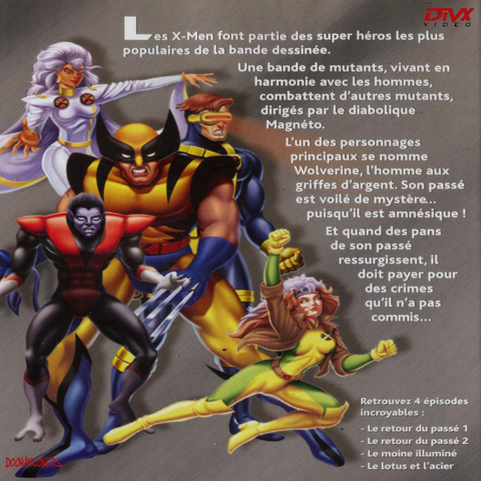 Men La Legende De Wolverine Slim Xiii Conspiration