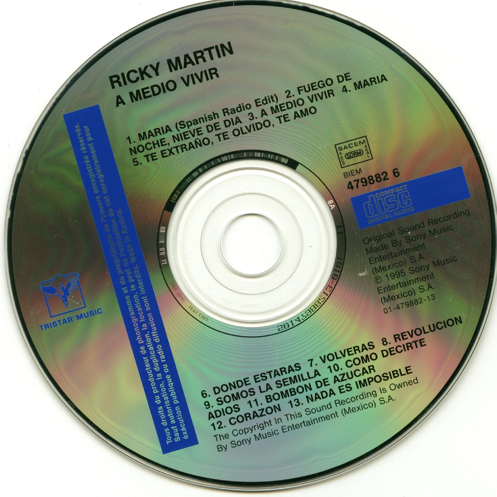 Livin La Vida Loca Mp3: Ricky Martin Lyrics Come With Me Azlyrics Song